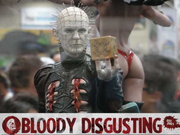 Sideshow 'wins Comic-Con' for Bloody-Disgusting.com!