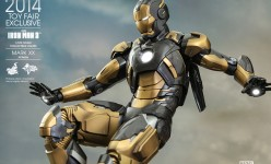 Hot Toys - Iron Man 3 - Python (Mark XX) Sixth Scale Figure