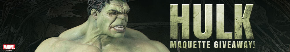 Hulk Maquette Giveaway