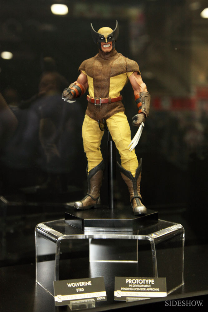 [Sideshow] Marvel Sixth Scale Collection - Wolverine IMG_1774
