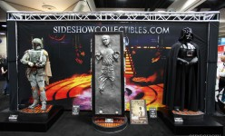 Sideshow Booth Tour SDCC 2014