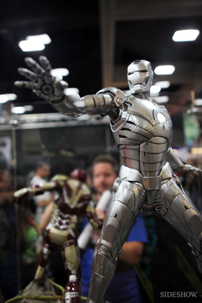 [Sideshow] Iron Man: Mark II - Quarter Scale Maquette - Página 2 IMG_3057