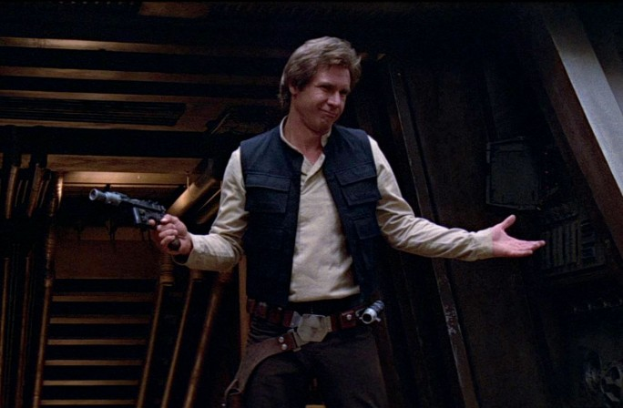 Top ten greatest Han Solo moments of all time