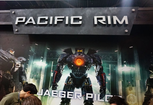 Legendary invites fans to pilot a Jaeger from Pacific Rim at SDCC