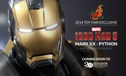 Iron Man Mark 20 Python Sixth Scale Figure