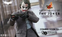 Hot Toys The Joker Bank Robber Version 2.0