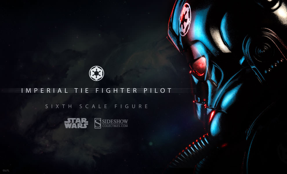 Imperial TIE Fighter Pilot Preview