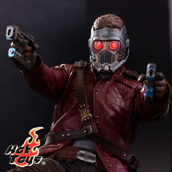 Star-Lord, man. Legendary outlaw!