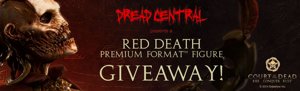Dread Central Court of the Dead Giveaway!