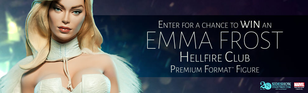Emma Frost Giveaway