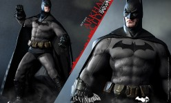 Hot Toys - Batman - Arkham City - Batman Collectible Figure_PR9