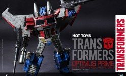 Hot Toys - THE TRANSFORMERS G1 - Optimus Prime (Starscream Version) Collectible Figure_PR1