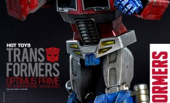 Hot Toys - THE TRANSFORMERS G1 - Optimus Prime (Starscream Version) Collectible Figure_PR6