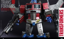 Hot Toys - THE TRANSFORMERS G1 - Optimus Prime (Starscream Version) Collectible Figure_PR9