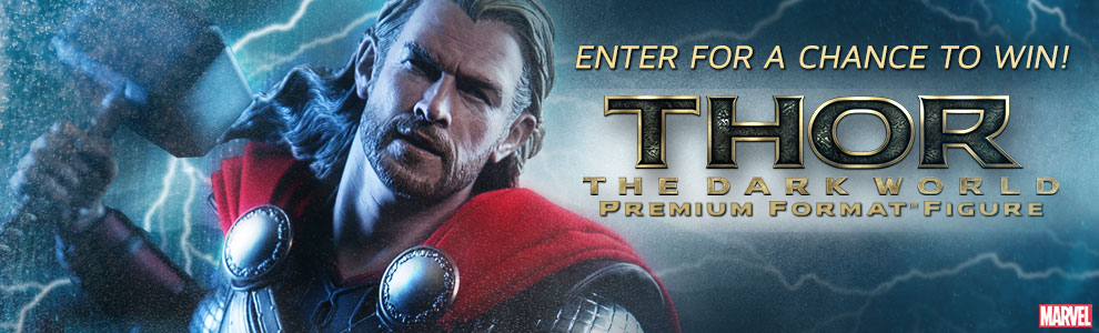 Thor Premium Format Figure Giveaway