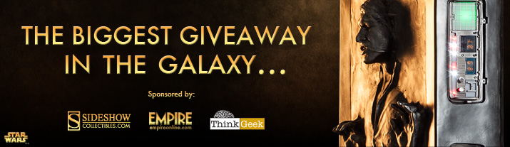 Winners of the biggest giveaway in the galaxy! | Sideshow Collectibles