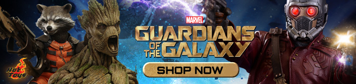 Shop Hot Toys Guardians of the Galaxy