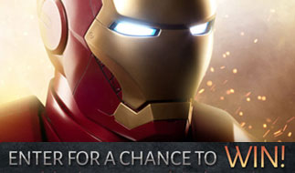 Iron Man Mark VII Life-Size Bust Giveaway!