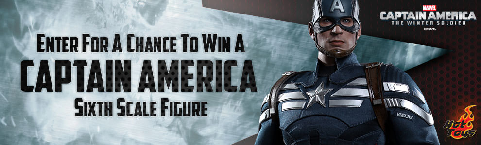 Captain America: The Winter Soldier Giveaway