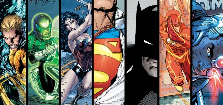 DC Comics announces film slate through 2020