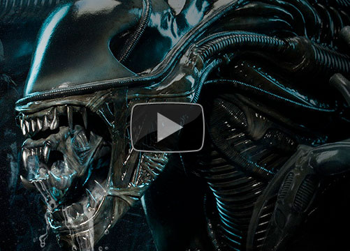 Bring the horror home – AVP, Aliens, and Predators collectibles
