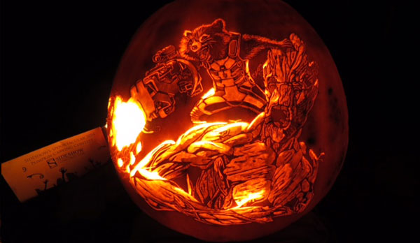 Spooktacular Pumpkin Carving Contest gallery | Sideshow Collectibles