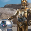C-3PO and R2-D2 Deluxe Sixth Scale Figure