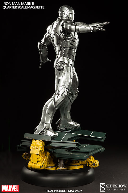 Iron Man Mark Ii Quarter Scale Maquette Okay Let S See
