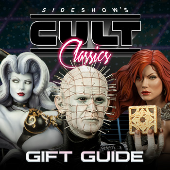 Cult Classics Gift Guide Collectibles