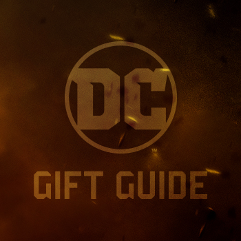 DC Comics Gift Guide Collectibles