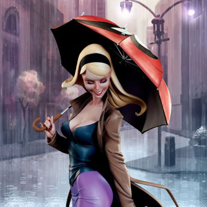 Ain't it Cool News reviews J. Scott Campbell Gwen Stacy Statue