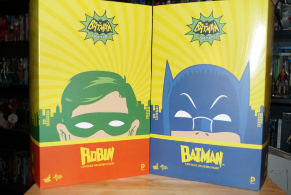 Holy Review Batman Nerdbastards Check Out Hot Toys 1960s