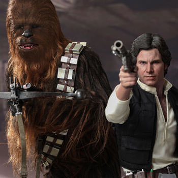 Star Wars Hot Toys Collectibles
