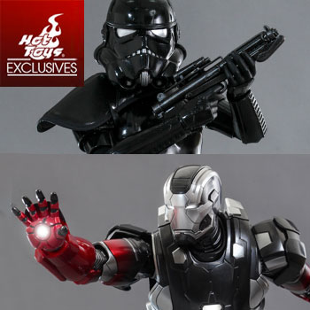 Hot Toys unveils two exclusives for Hong Kong's Toy Soul 2014