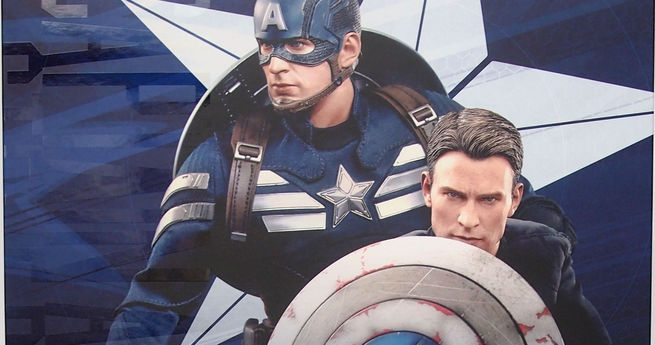 ComicBook.com Review: Hot Toys Captain America and Steve Rogers Sixth Scale Set