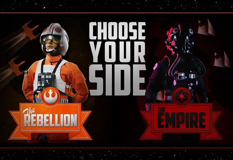 star wars quiz � will you join the galactic empire or the