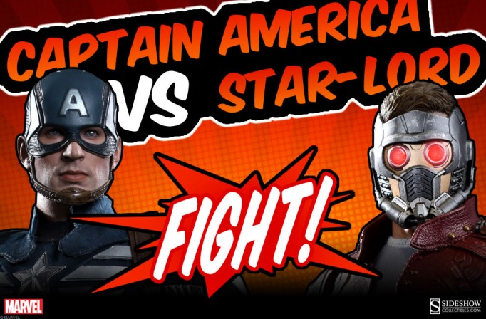 NERDCLASH: Captain America VS. Star-Lord – Winners Announced!