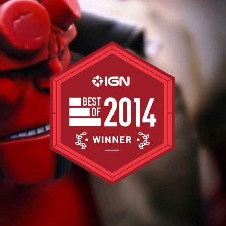 Sideshow's Hellboy Premium Format Figure awarded IGN Best Collectible 2014