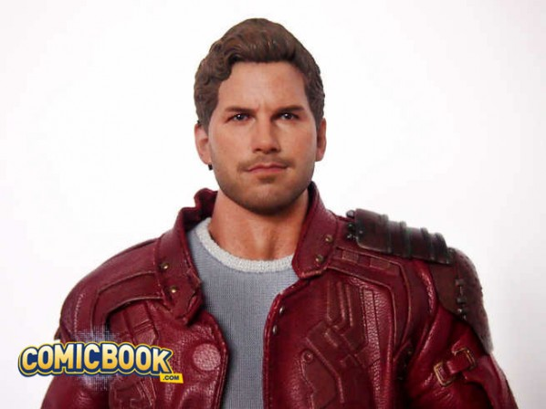 Hot Toys Guardians Of The Galaxy Star-Lord Sixth Scale Figure Review