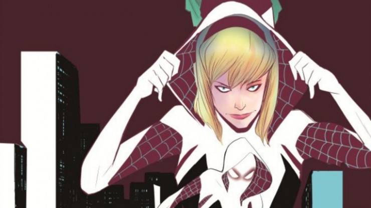 6 Things We <3 About Gwen Stacy