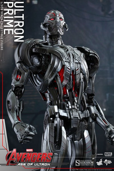 Hot Toys releases Avengers: Age of Ultron Ultron Prime Sixth Scale Figure