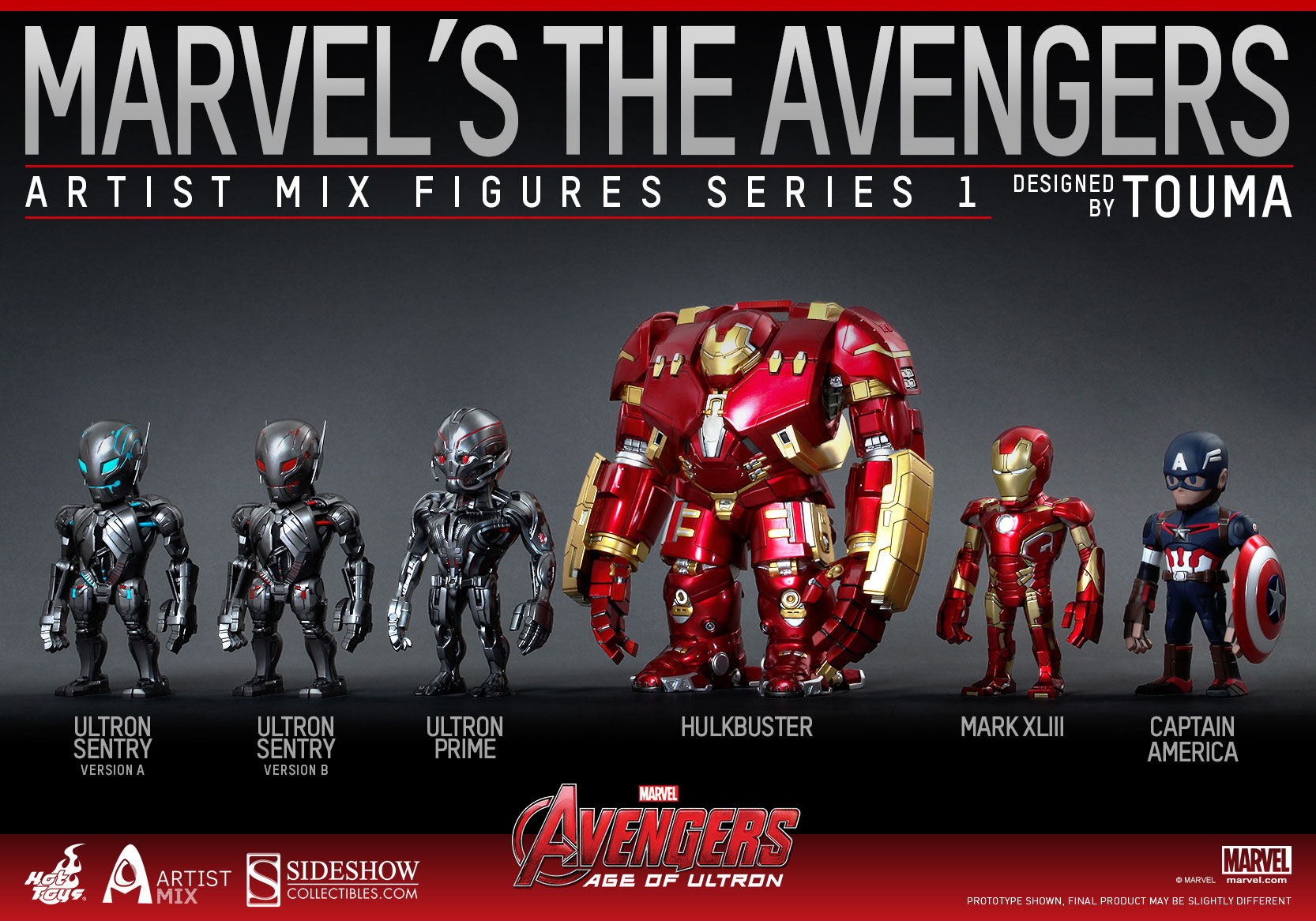 Hot Toys debuts new Marvel Avengers: Age of Ultron 'Artist ...