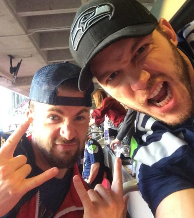 Everyone wins when Chris Pratt and Chris Evans settle their Super Bowl bet