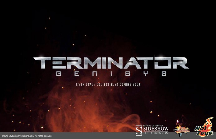 Hot Toys announces collectibles from Terminator Genisys