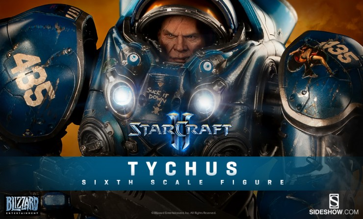 Tychus Findlay Preview
