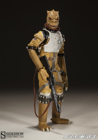 Bossk Sixth Scale Figure How to be a Poser