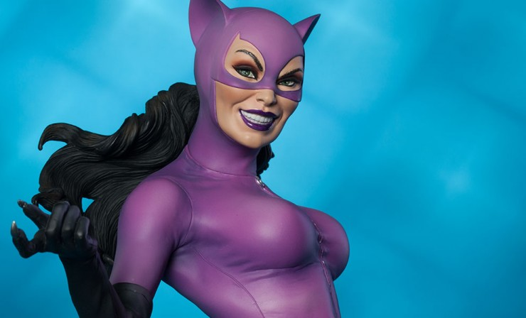 Watch out, this cat's got claws! Introducing the Classic Catwoman Premium Format Figure