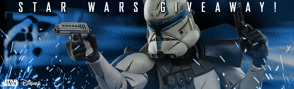 Facebook Captain Rex Giveaway