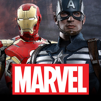 Marvel Hot Toys Collectibles