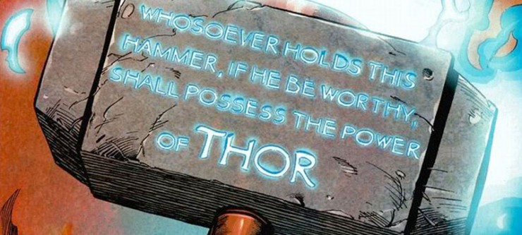 Thor's 7 mightiest weapons and tools of the trade